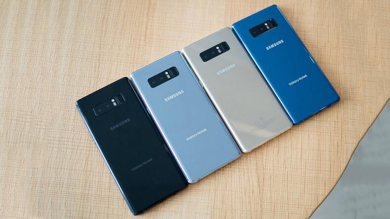 Samsung Galaxy Note 8 2 Sim cũ Like New 99% - mạnh mẽ chiến mọi thể loại game Samsung-galaxy-note-8-2-sim1